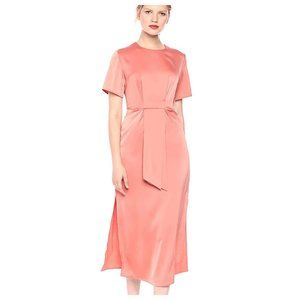 C/Meo Collective | Rose Pink Provided Midi Dress